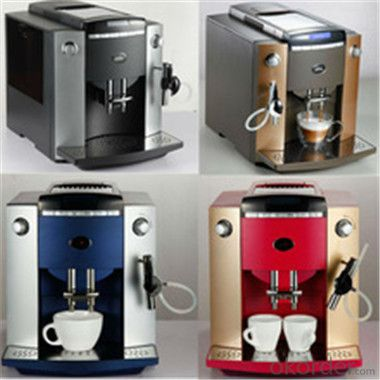 Coffee Espresso Machine Fully Automatic Maker in China