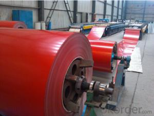 Hot-Dip Galvanized Steel/Pre-Painted Steel Coil for Tiles Width 900mm-1250mm