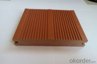 WPC Interlocking Decking Tiles New Material