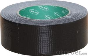 Black Matte Cloth Gaffer Tape/ Black Tape