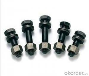Steel Standard Heavy Hex Bolt (HX029) DIN933