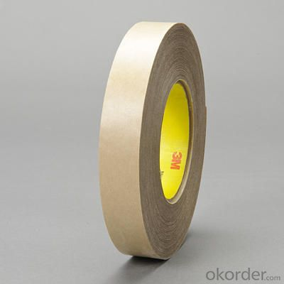 Tissue Carrier Coated With Acrylic Adhesive Tape
