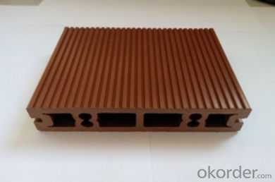 WPC Crack Resistant Decking Hot Sell Traditional Material
