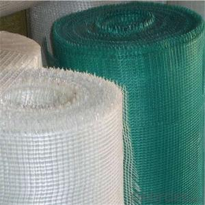 Fiberglass Mesh Cloth Alkali Wall Insulating Resistant