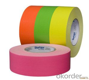 Colored Cloth Tape Custom Made Cloth Tape