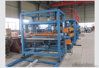 EPS Sandwich Panel Production Machine with Lifetime Service