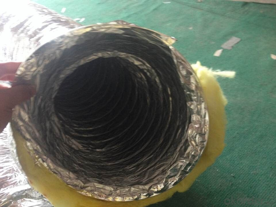 Aluminum Flexible Ducts in Very Low Price from China