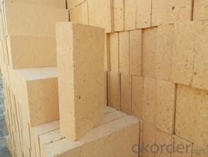 Cement Kiln Used Lightweight Fireclay Insulation Bricks