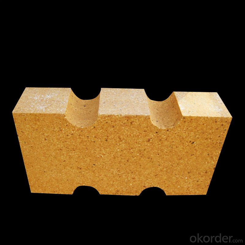 Refractory Fireclay Bricks with Tunnel Kiln