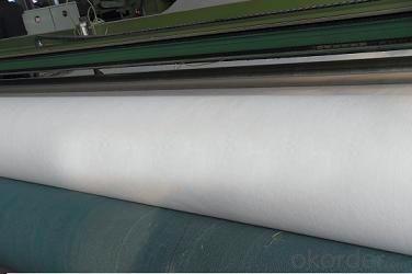 High Tensile  Non Woven Polypropylene  Geotextile for Road Construction