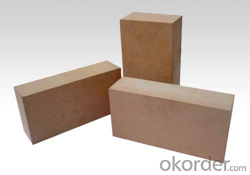 High Quality Fireclay Refractory Brick with Low Porosity