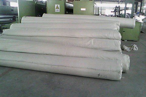 Staple  Non Woven Geotextile with Best Quality