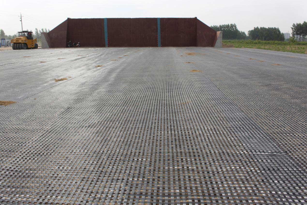 Fiberglass Geogrid for Tunnel Reinforcement