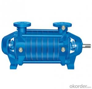 DCJ,TDCJ,GTDCJ The High Pressure Multistage De-coke Pump