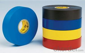 Industrial Antiflaming Electrical  PVC Tape