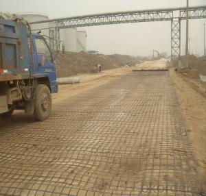Fiberglass Geogrids for Construction and Road Reinforcement
