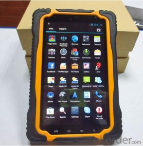 Rugged Tablet 7 inch IP68 with Android GPS 3G NFC Tablet PC T70