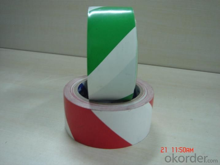 People Segregate PVC   Floor  Marking Tape