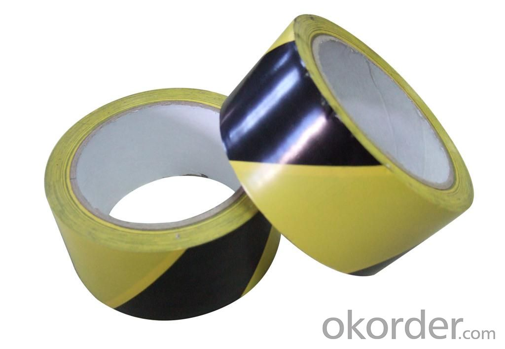 PVC Warning Tape / Floor Marking PVC Tape