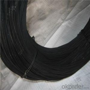 Black Annealed Wire Binding Wire Tie Wire Soft Real Factory High Quality
