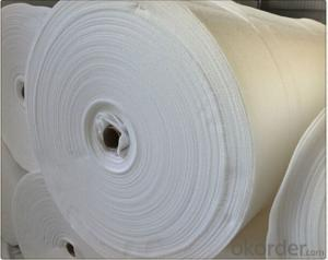 Geotextile Non Woven PP Earthwork for Road