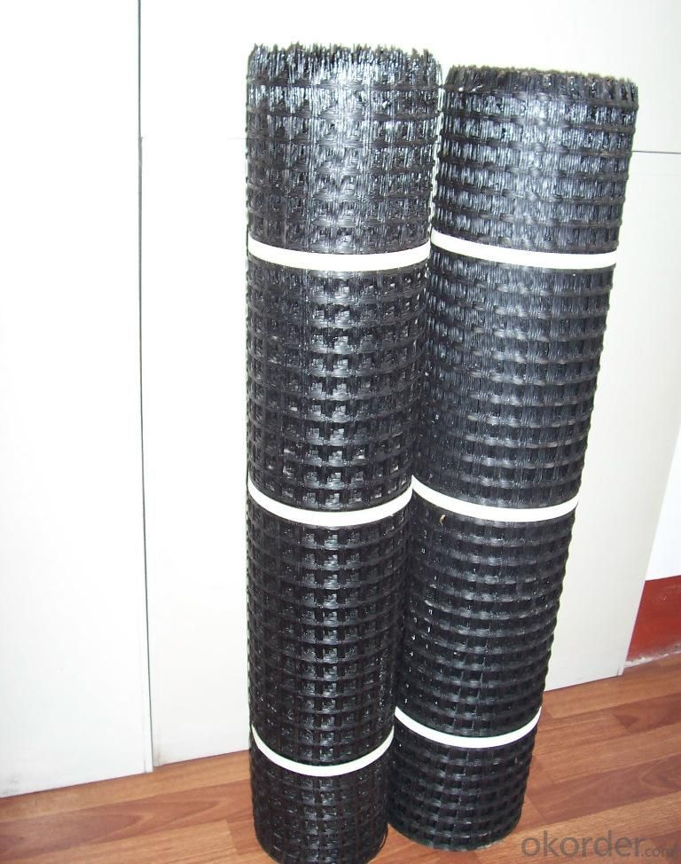 Fiberglass Geogrid for Embankment Reinforcement