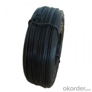 Black Annealed Wire Binding Wire Tie Wire Soft Real Factory in China