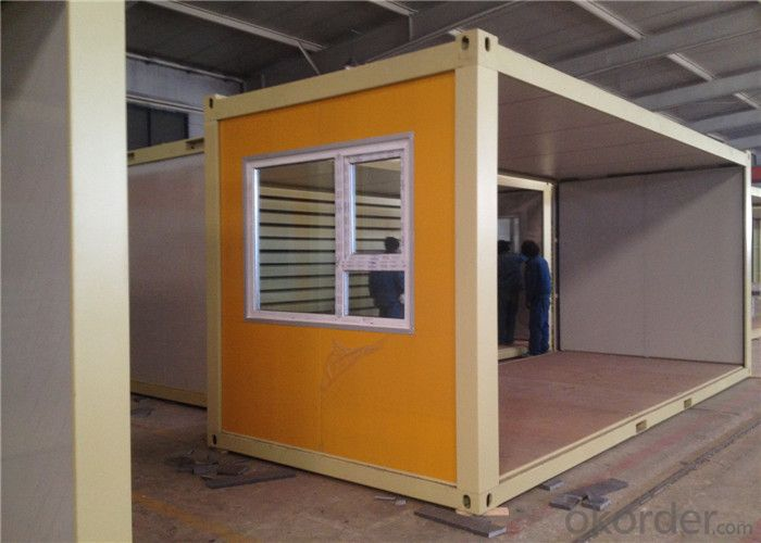 Container House Container Cabin Temporary House Workers Accommodation
