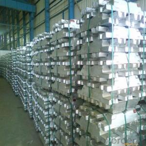 Aluminium Ingots 99.7% Made By China Professional Manufacturer