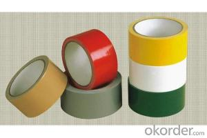 Colorful Hot Melt Adhesive Duct Cloth Tape