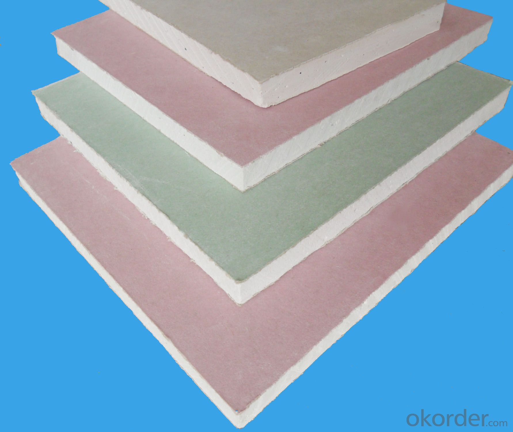 Gypsum Board Standard Size Australia Market