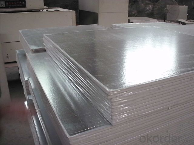 Foil Backed Gypsum Board : Buy pvc gypsum ceiling nice designs standard size price