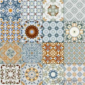 Glazed Porcelain Tile Algeria Series R61024