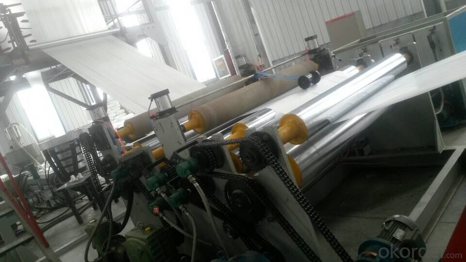 PP/PET Needle Punched Non Woven Geotextile/Non Woven Geotextile