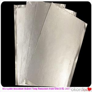 High Strength Microporous Thermal Insulation Boards Reduction 950℃ to 240℃