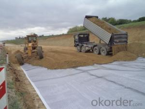 Fiberglass Geogrid With CE ISO certification