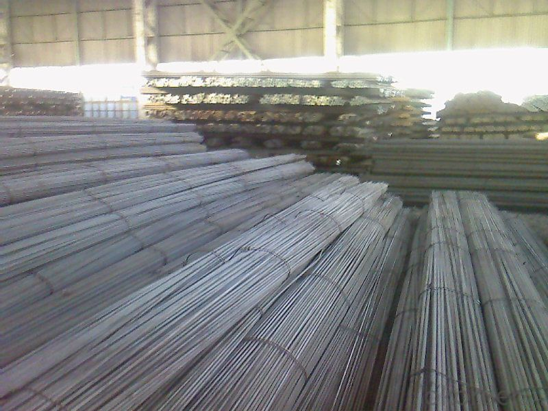 Hot Rolled Steel Square Bar with the Size 180mm