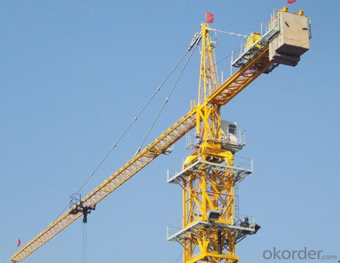 Tower Crane of H6015with 12 Ton Max Load and Span 60M