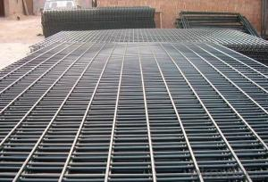 High Tensile Steel Fabric ASTM BS4449 Rebar Steel Net