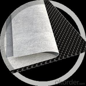 Composite Geotextile Drainage for Architectural Engineering