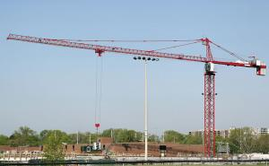 Tower Crane TC6015 with 10 Ton Max Load Span 60M