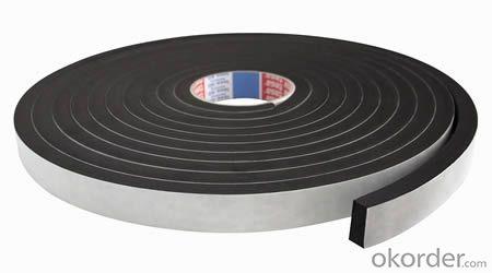 Single  Sided  EVA Adhesive Foam Glazing Tape