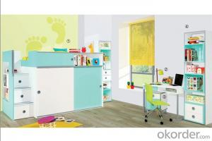 Kids Furniture for Your Prince with Colorful Design