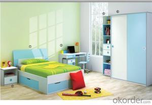 Bunk Bed Kids Furniture Set meeting Europe Standard