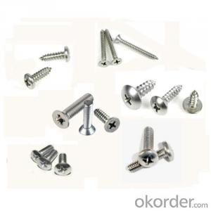 Stainless Steel Hexagon Socket Button Head Machine Screw  ISO7380