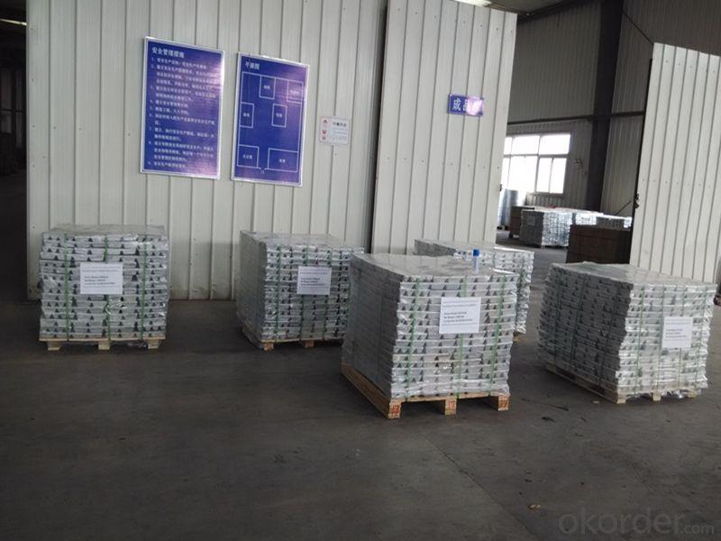 Aluminum Boron Master Alloy /AlB Alloys /Ingots