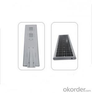 Solar Street Light C30w and Save Energy-2015 New Products