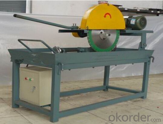 High Efficent Cutter Machine QZJ500 with High Quality