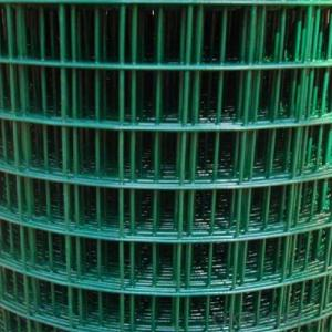 PVC Coated Welded Wire Mesh (ISO Standard)