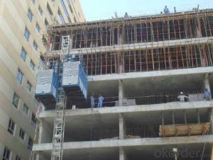 Material Hoist for High-rise Buildings Sell